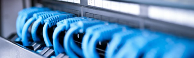 Business I.T. Network Cabling in San Bernardino