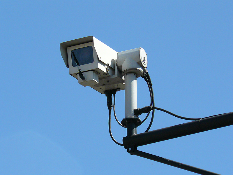 commercial CCTV camera installation, service, and repair in Chino