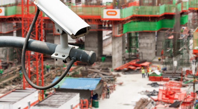 Security Camera System Installation in Mission Viego