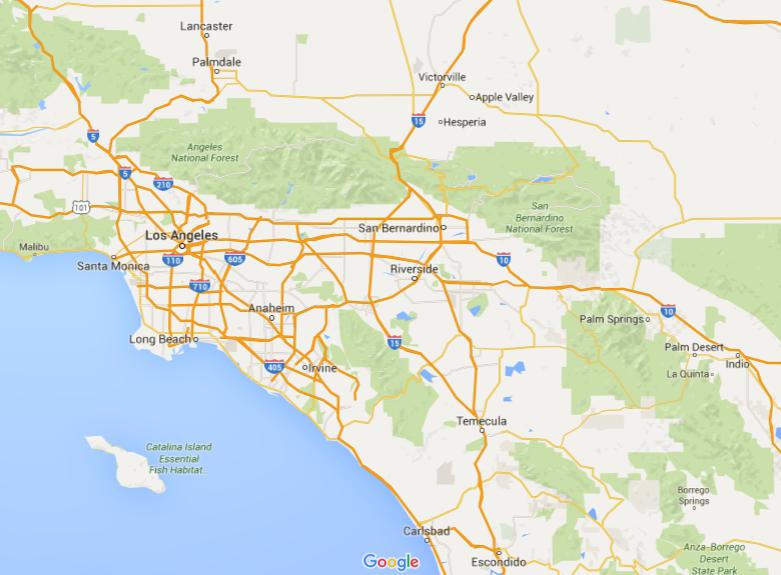 Empire Technologies Service Area Riverview CA