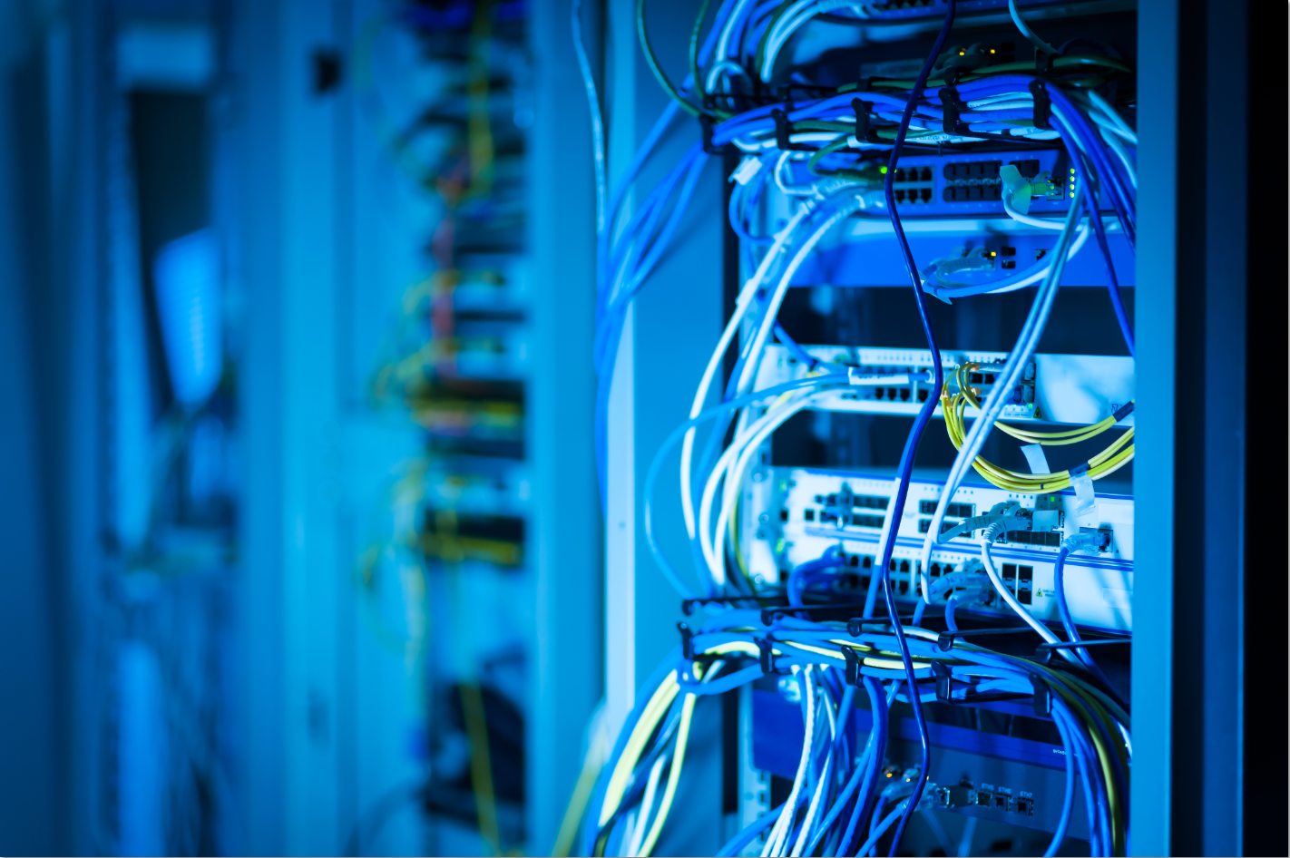 Business I.T. Network Cabling in Upland