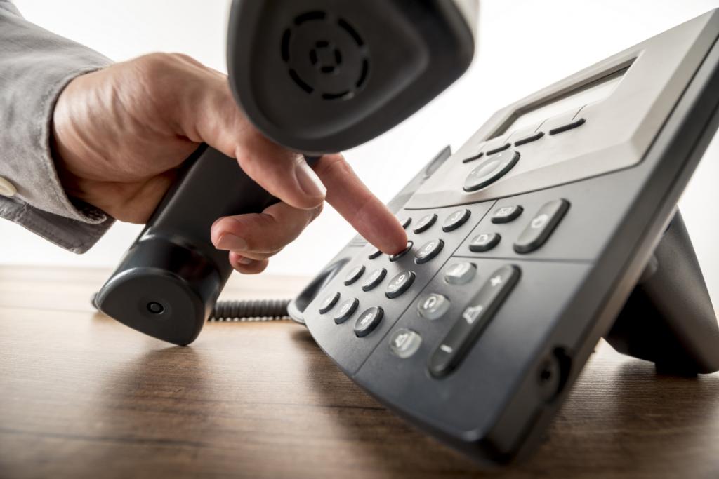 business phone installation in Corona
