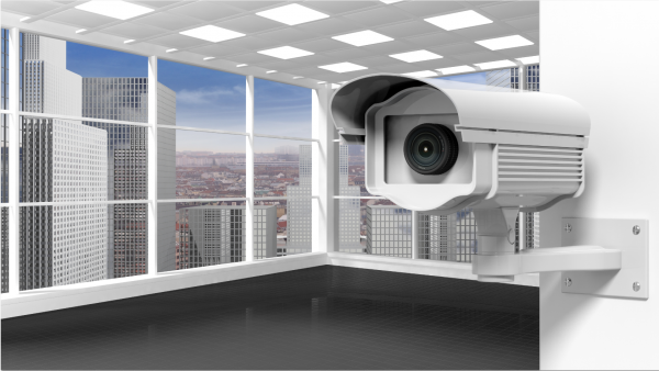 Security Camera System in Chino