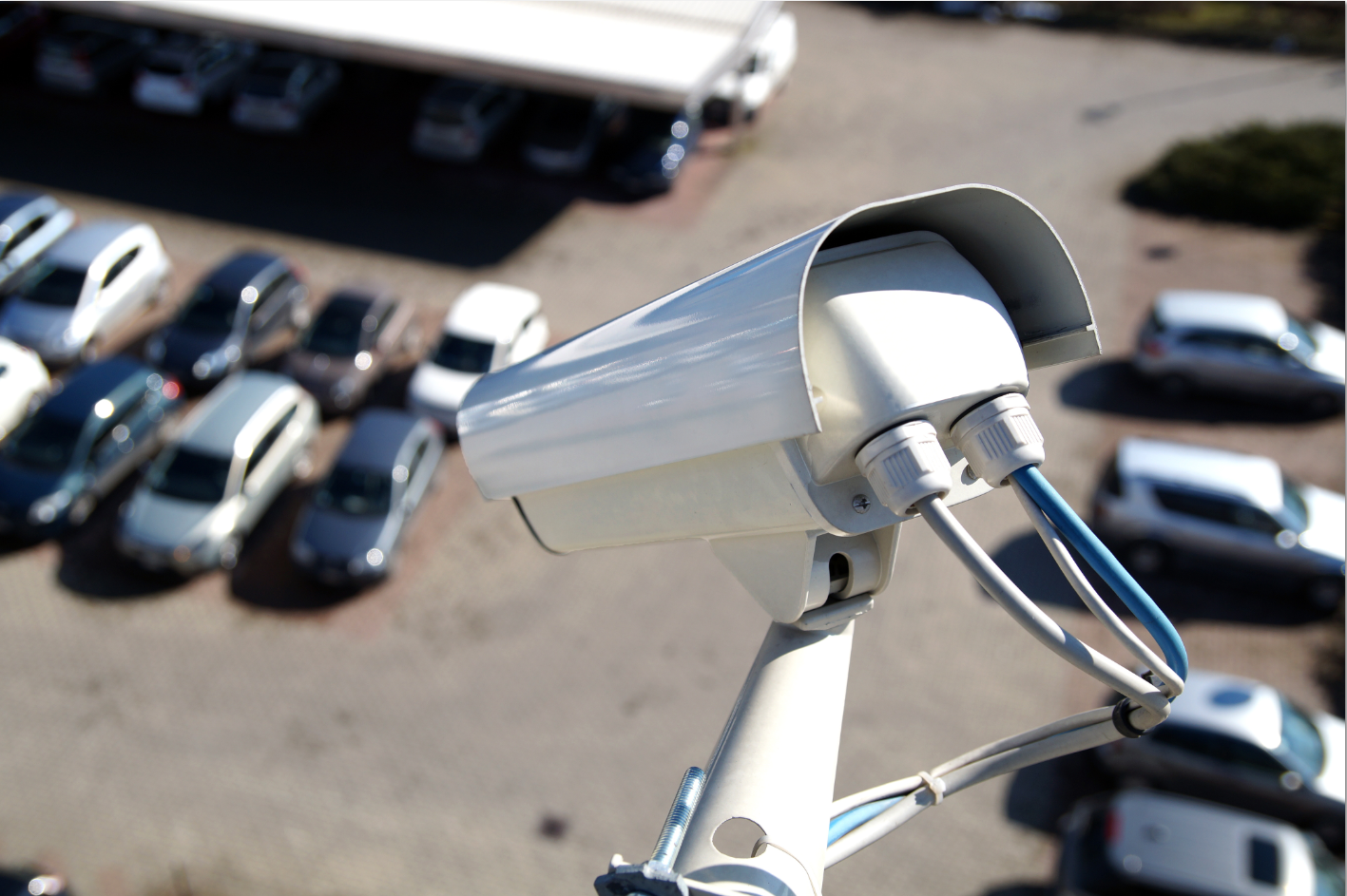 Industrial CCTV Camera Installation Service & Repair in Victorville