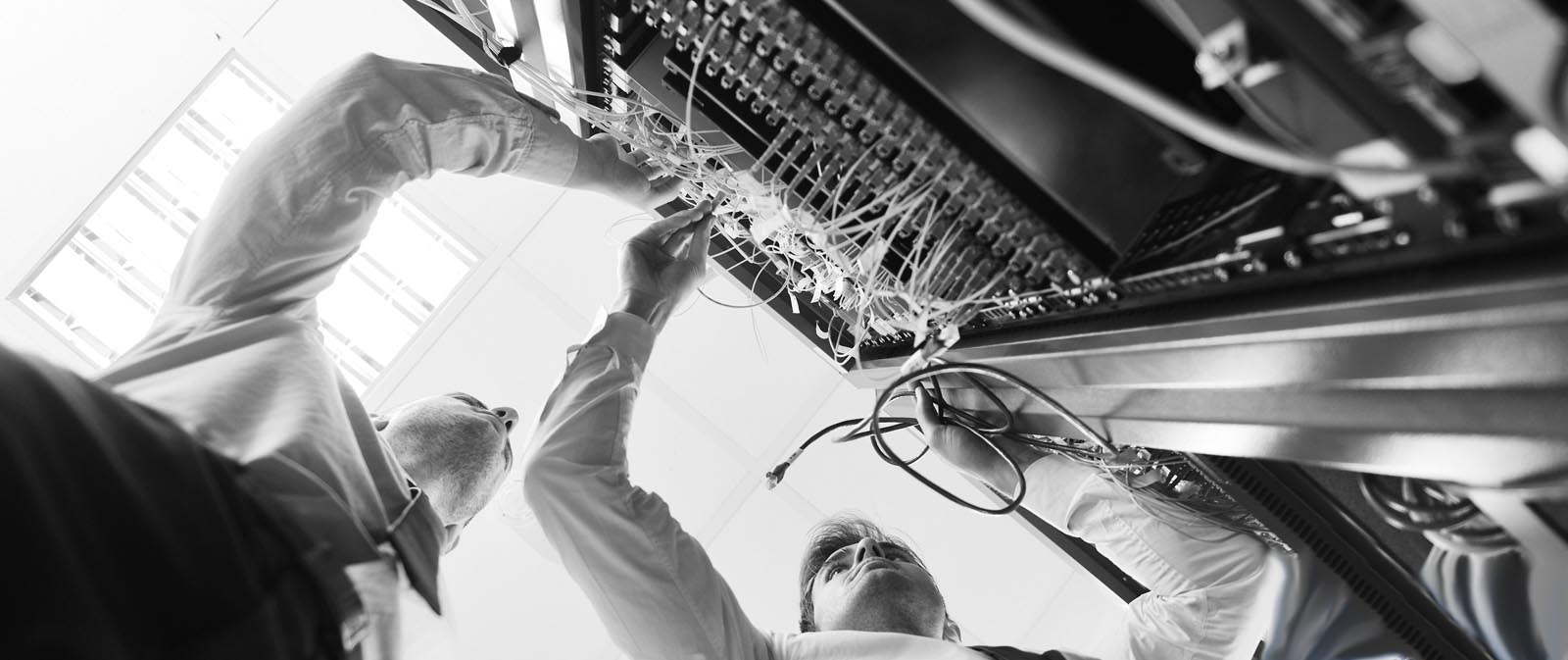 Business I.T. Network Cabling in West Covina