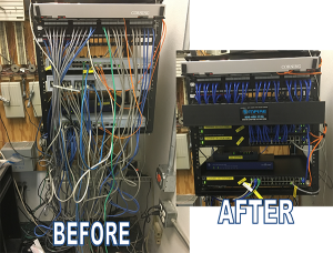 Business I.T. Network Cabling in Colton