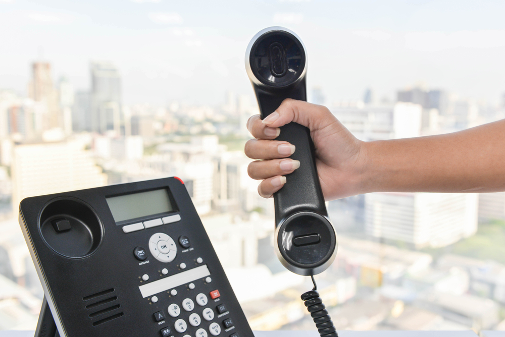 commercial and industrial phone systems in Rialto