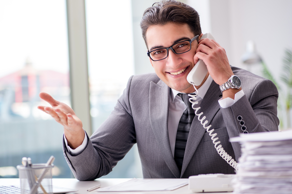commercial and industrial phone system installation service repair in Ontario