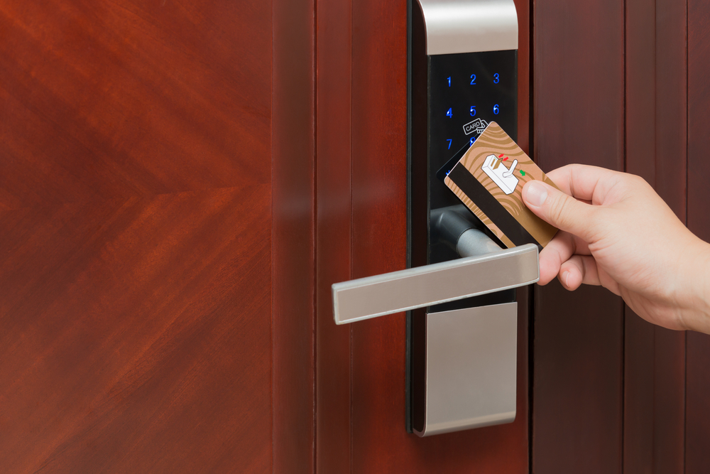 Commercial and Industrial Keyless Entry Systems in Eastvale
