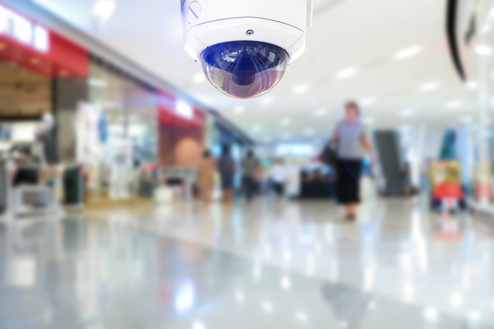 commercial security camera systems in San Dimas
