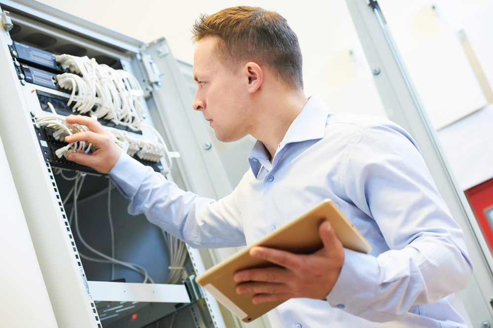 business IT network cabling in San Dimas
