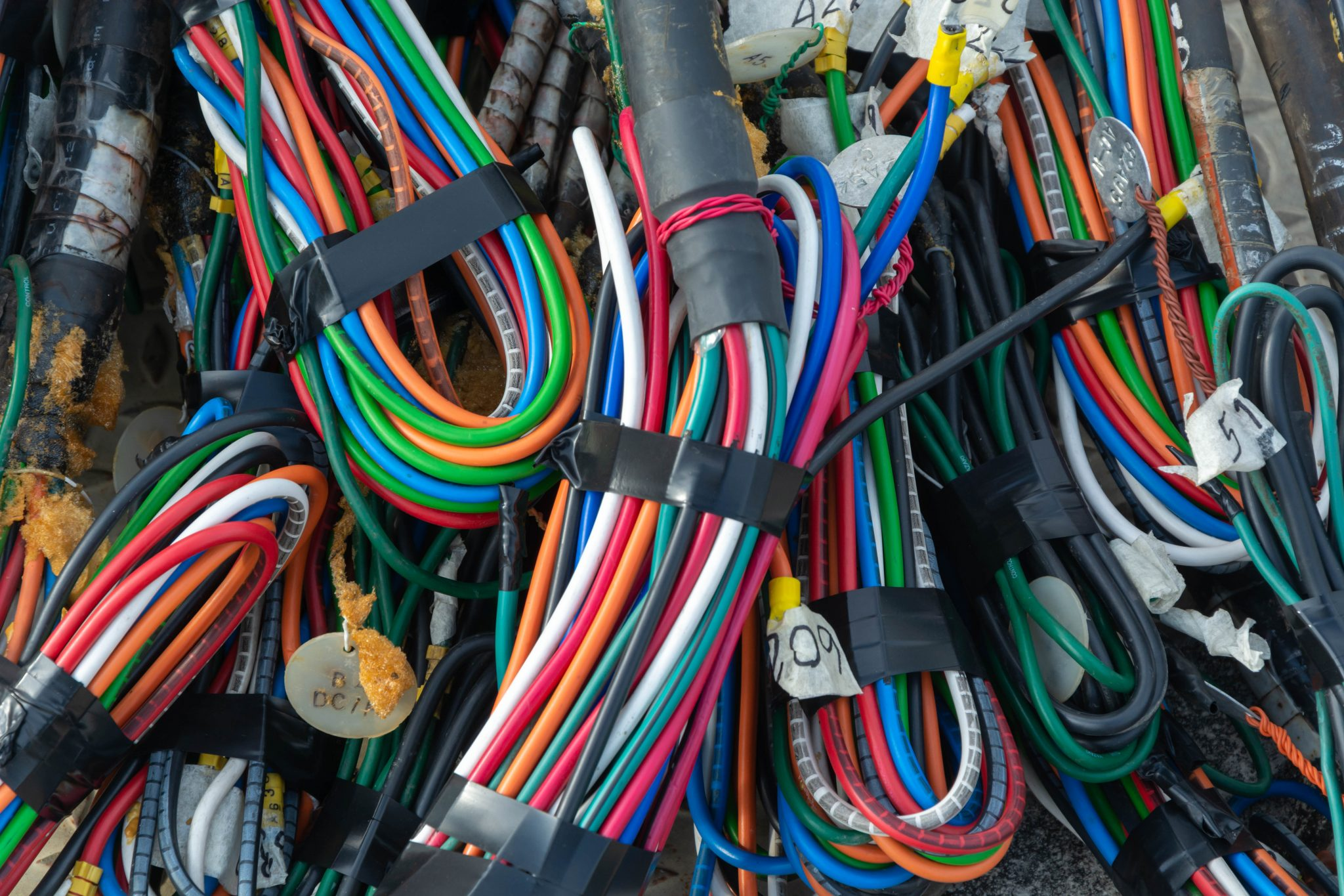 Get Help With Commercial Building CAT5 Cabling Installation in Victorville