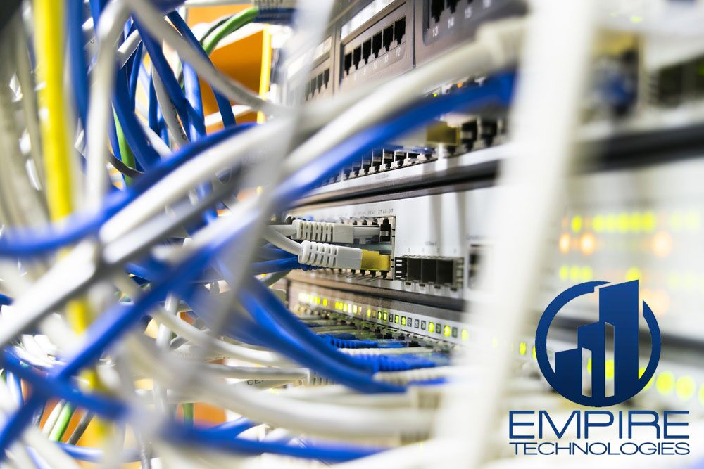 Choose Commercial Building CAT 6 Cabling Installation in Chino for Reliable Networking