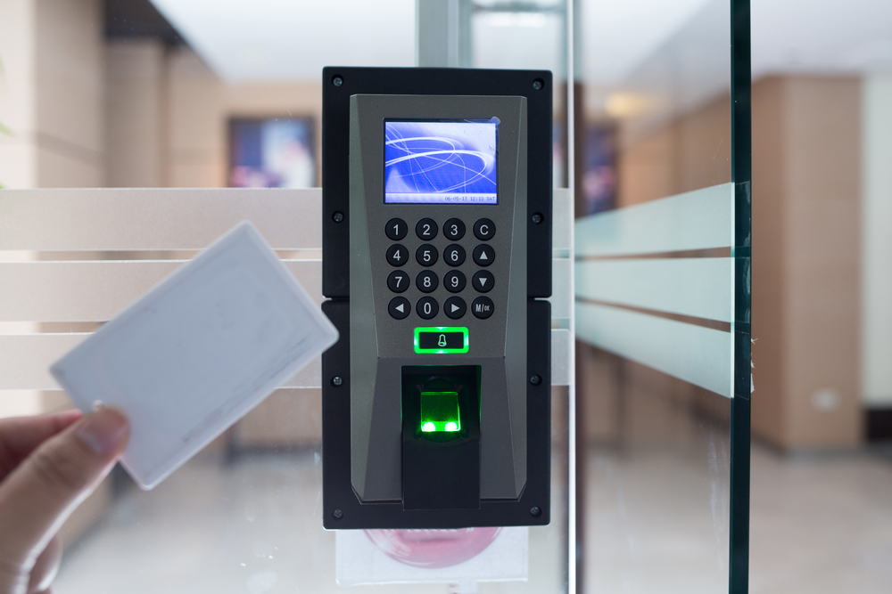 Commercial Access Control and Burglary Alarm Systems in City of Industry