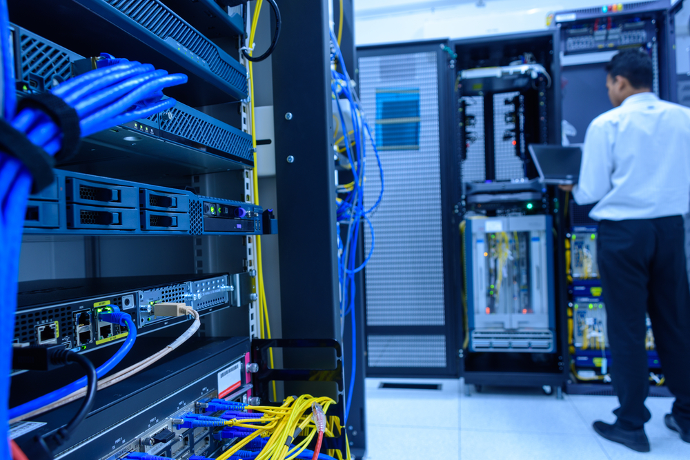 Professional Low Voltage Networking Cabling Installation in Walnut