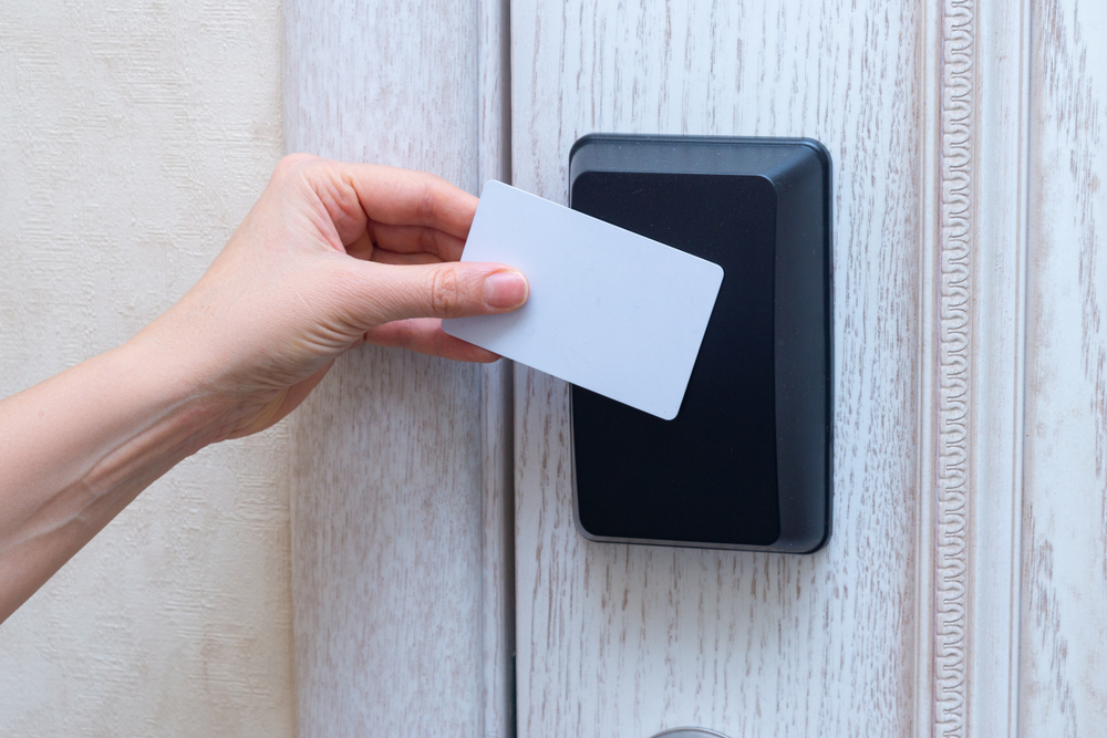 Protect Your Company With Keyless Entry Security System Installation Service Repair In Montclair