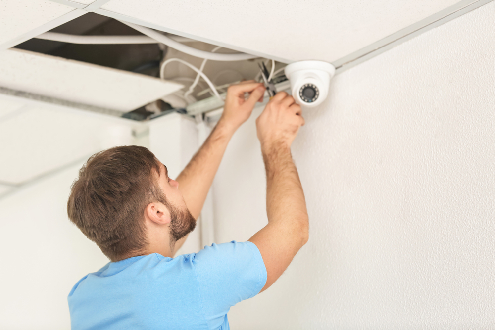 Secure Your Business With Commercial CCTV Camera Installation Service & Repair in Corona