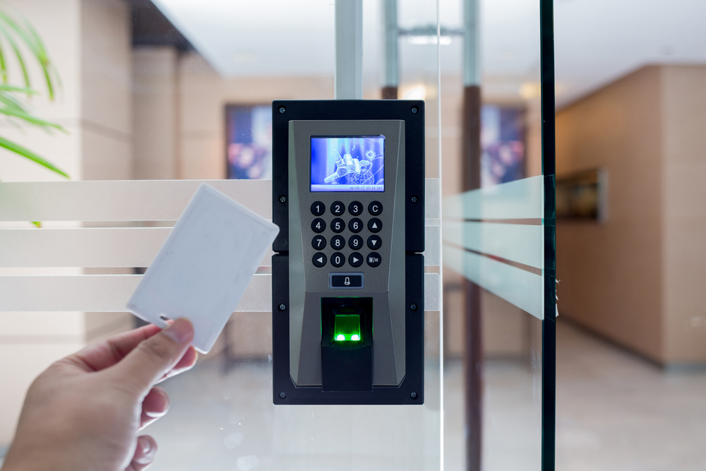 Commercial Access Control and Burglary Alarm Systems in Moreno Valley