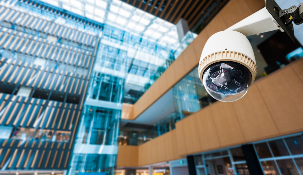 We Can Help With Commercial and Industrial Security Camera Systems in Addison
