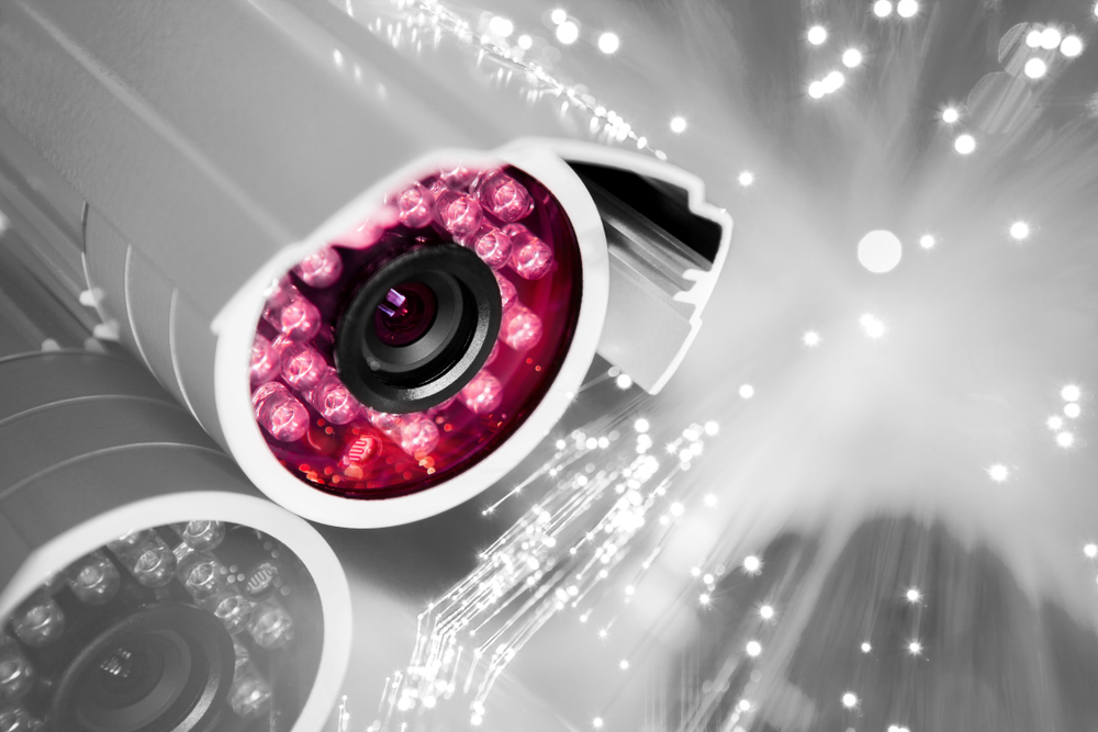 Commercial Grade Security Camera System Design Installation and Repair Service in San Bernardino
