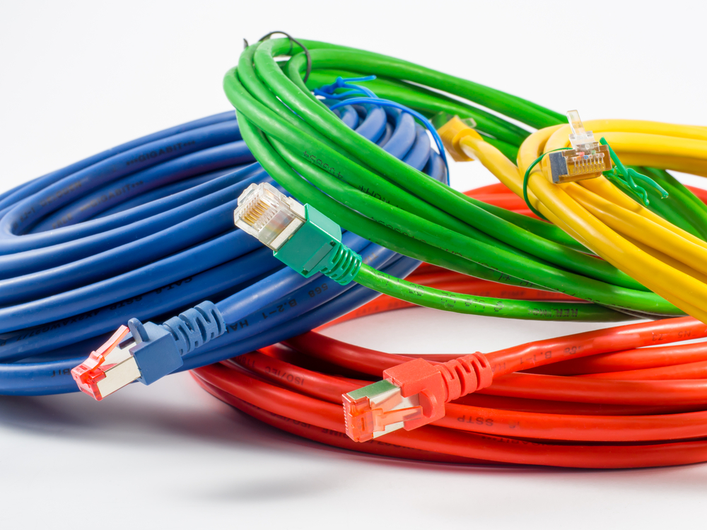 Hire the Only Contractor Who Can Efficiently Install Fiber CAT5, CAT6, CAT6a in Inland Empire